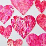 Shaving-Cream-Heart-Art-25-Valentine-Crafts-for-Kids-e1515911064646