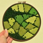 Landscape-Embroidery